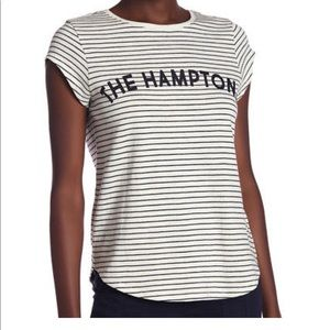 "JOIE ""The Hamptons"" Tee"